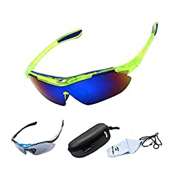 Lepakshi 12: Outdoor Bike Sport Glasses Cycling Eyewear Sunglasses For Polarized Uv400 Men And Women Fishing Riding Bicycle Goggles Tactical