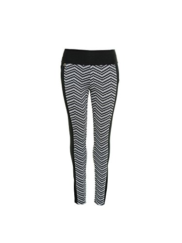 Smash! Damen Formende Legging Ficus Grau (Grey)