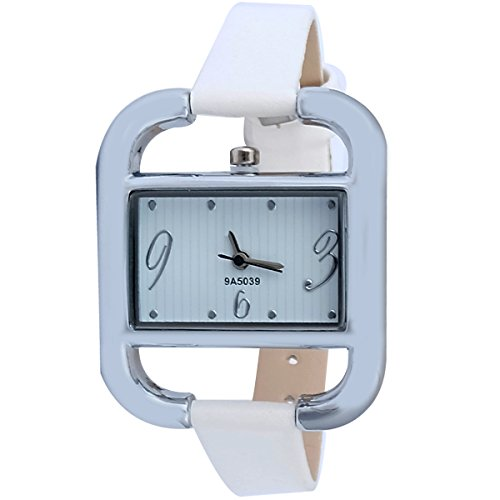 Super Drool ST2944_WT_WHITE  Analog Watch For Girls