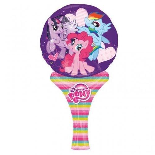 My Little Pony Mini Tenu Dans La Main Gonflable Ballon En Aluminium