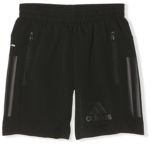 Adidas Gym Shorts (adidas Jungen Gym Training Shorts, Black/Utility Black, 128)