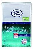 Jean Carol Einmal-Waschhandschuhe, Super Soft, 8er Pack (8 x 12 Stück)