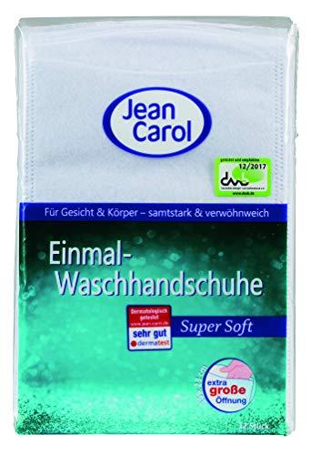 Jean Carol une fois de gants, Super Soft, Lot de 8 (8 x 12 pièces)
