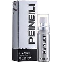 Rawdah 15ML Penile Erection Spray Nuevo PEINEILI Delay Spray para hombres Ampliación del pene