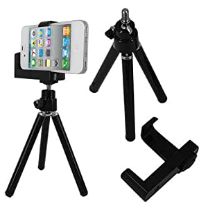 Treppiedi cavalletto universale per fotocamere digitali, alcuni smartphone ed alcuni cellulari
