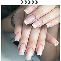 2a7336091b Uña Artificial libre de bricolaje de uñas pegamento Fibras de Fibra de  vidrio para uñas uñas