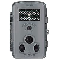 MINOX DTC 390 Wild- und Überwachungskamera – Kompakte Beobachtungskamera für bis zu 12MP Bildaufnahmen und HD-Videoaufnahmen – Komfortable Display-Bildwiedergabe