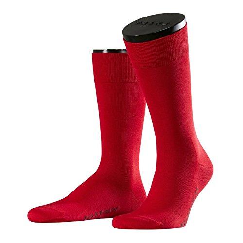 Preisvergleich Produktbild Falke City Herren Socken Cool 24 / 7 3er Pack,  Größe:39 / 40;Farbe:Scarlet (8280)