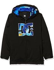 DC Shoes Story Youth - Chaqueta nieve para niño, color azul, talla XL/14 años