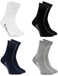 Rainbow Socks - Niños y Niñas - Calcetines de Algodón
