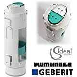 Geberit Replacement Dual Flush Cistern Valve Main Body Only Twico-1 240.280.00.1 by Geberit