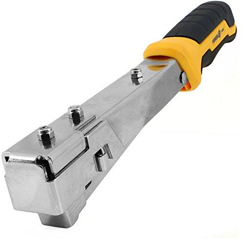 Hammertacker für Tackerklammern 6 bis 10mm
