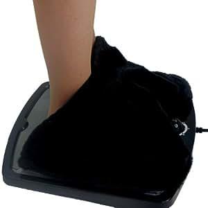chauffe pieds electrique chanceli re avec thermostat chaud en 2 mn hygi ne et. Black Bedroom Furniture Sets. Home Design Ideas