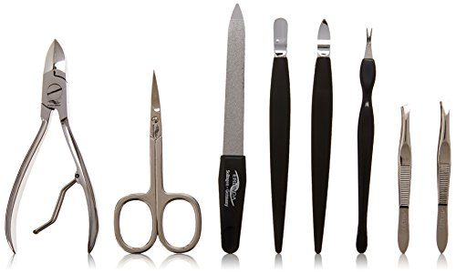 budd-leather-company-mens-solingen-chrome-8-piece-manicure-set-black-1-pound-by-budd-leather-company