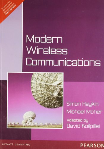 Modern Wireless Communication