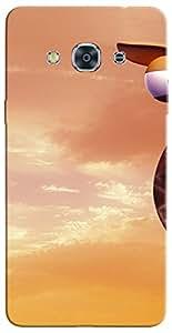 Delberto Printed Back Cover for Samsung Galaxy E5