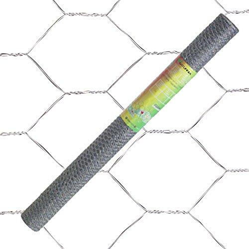 Triple Torsion 16/50cm Gitter. Rolle 10Meter für den Hausgebrauch.