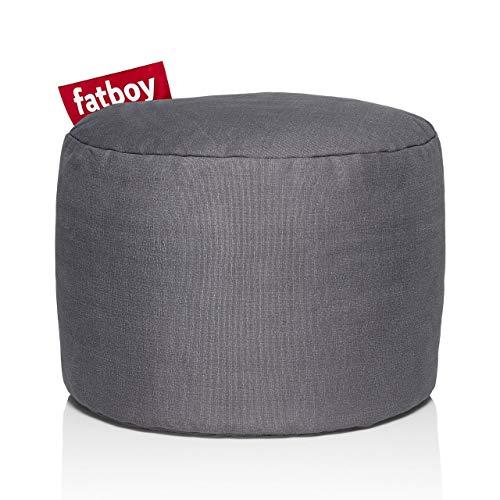 Fatboy Point Stonewashed Sitzsack grau