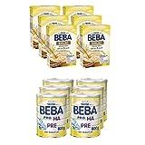 Nestlé BEBA Sinlac Allergenarmer Spezialbrei, 6er Pack (6 x 500g) + Pro Ha Pre Babymilch, 6er Pack (6 x 800 g), zum Zu füttern für Säuglinge