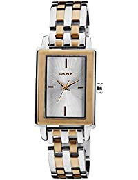 DKNY End of Season Park Avenu Chronograph Silver Dial Women's Watch - Ny8608