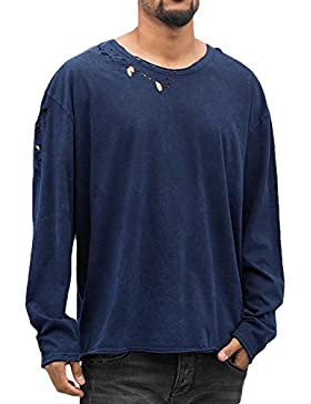 Bangastic Hombres Ropa Superior/Jersey Simpitian Oversize