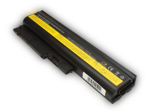 MTEC Laptop Notebook Akku 4400mAh 10,8/11,1V für IBM Lenovo Thinkpad R60 R60e R61 R61e R61i R500 SL300 SL400 SL500 T500 W500 T60 T60p T61 T61p / ersetzt Originalakku Bezeichnung: 40Y6799 42T4504 42T4513 42T4544 42T4560 42T4561 42T4566 42T4572 42T5233 42T5246 43R9252 92P1137 92P1138 92P1139 92P1140 92P1141 92P1142 ASM 42T4545 ASM 92P1138 ASM 92P1140 ASM 92P1142 FRU 42T4504 FRU 42T4513 FRU 42T4651 FRU 42T5233 FRU 92P1137 FRU 92P1139 FRU 92P1141 Ibm Lenovo Thinkpad T60
