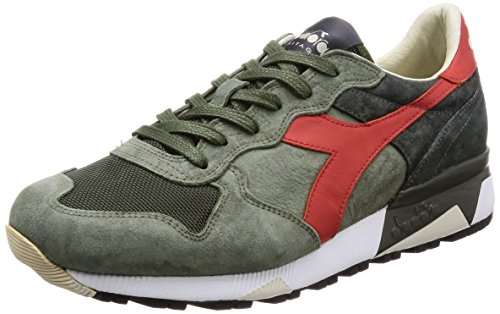 Sneakers Basse Diadora Heritage Uomo 161 885 01 75060 Trident 90 Nyl Verde