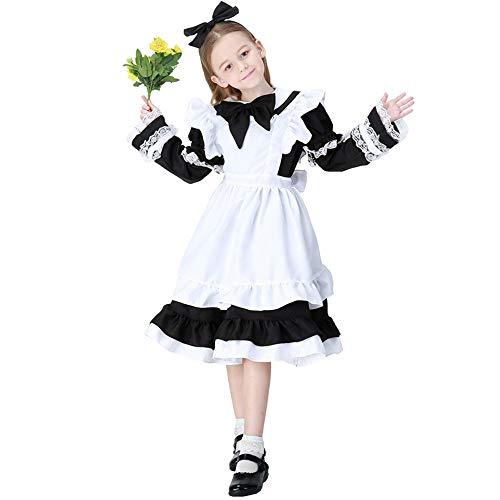 Kleinkind Märchen Klassiker Kostüm - MAATCHH-TGKT Halloween Kostüm- Mädchen Halloween Mädchen-Kostüm-Märchen