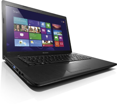 Lenovo G700 Windows 7 Pro 64Bit - 43.94 cm (17,3 Zoll) - 8GB RAM - ultraschnelle 508GB SSH - USB3.0 - Intel Pentium 2020M, 2x2,4GHz