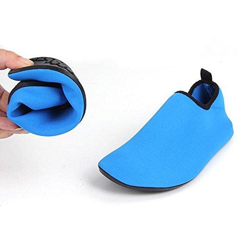 Yl Story, Chaussures De Plongée Pour Hommes Bleus