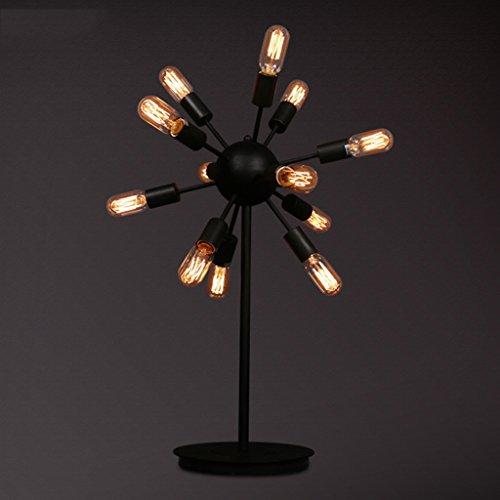 Europa und die Vereinigten Staaten kreative Löwenzahn Schreibtischlampe Edison Retro Beleuchtung Hotelzimmer Gast Lampe personalisierte Geschäfte