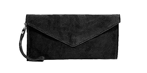InStyle Bags , Damen Clutch One Size schwarz