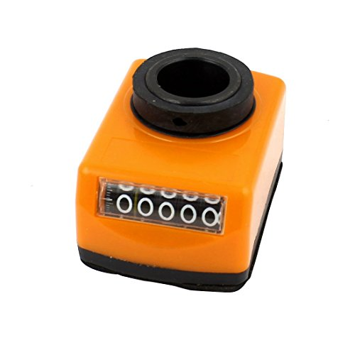 Maschinendrehmaschine Elektronische Digitale Positionsanzeige Orange 20mm Bore
