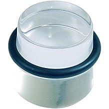 Brinox B90180H - Tope metacrilato cilíndrico, 3,3 x 3,2 x 3,2 cm, color transparente