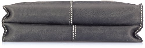 Wenger Aktentasche mit 2 Überschlägen (Schwarz) W23-07 schwarz