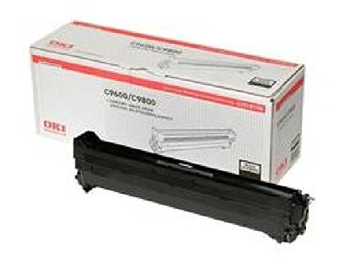 42918108 OKI C9600 OPC Black 30.000 pages