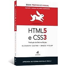 HTML 5 E CSS 3. Guia Prático e Visual (Em Portuguese do Brasil)