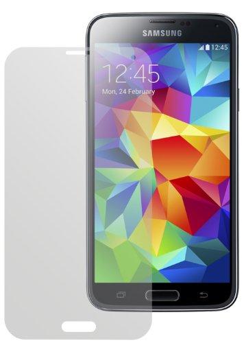 dipos Samsung Galaxy S5 / S5 Neo Schutzfolie (6 Stück) - Antireflex Premium Folie matt (Samsung Galaxy S5, Tab S)