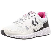 hummel Damen Legend MARATHONA Sneaker, Weiß (White 9001), 39 EU