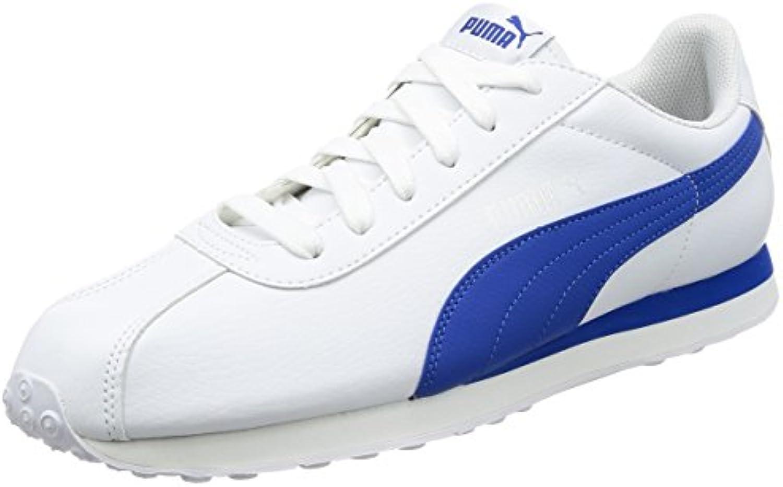 Puma Zapatilla 360116-18 Turin Blanco - En línea Obtenga la mejor oferta barata de descuento más grande