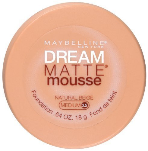 maybelline-new-york-dream-matte-mousse-foundation-natural-beige-064-ounce-pack-of-2-by-maybelline