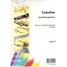Partitions classique ROBERT MARTIN BROUQUIERES J. - TUBAFAX, UT OU SIB Tuba