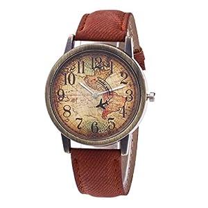 DIKHBJWQ Mode Smartwatch Damen Fitness Strap Armband Digital Armbanduhr Uhren Sportuhr Kinder Automatik Uhr Elektronische Geschenk Quarz Magnetische Schnalle Rose Gold Uhr