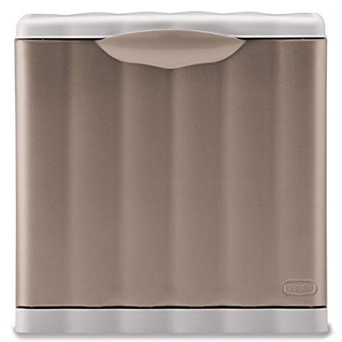 Mülleimer Amica mit 20 Liter Kippfunktion Modulsystem Taupe • Papierkorb Abfalleimer Abfallbehälter Mülltrennung Abfallsammler