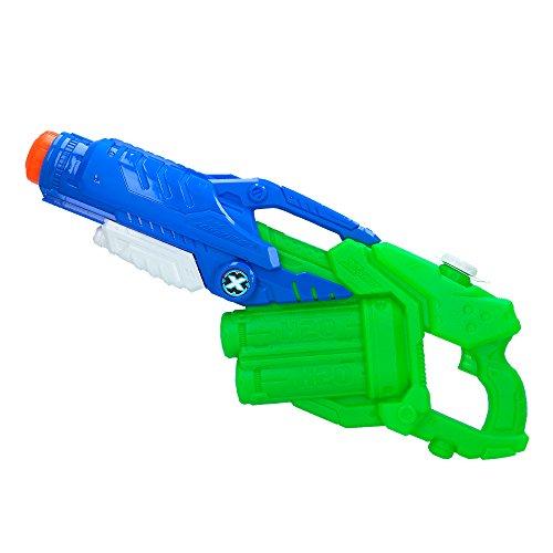 X-Shot-44610 Pistola de Agua Hydro Hurricane, Multicolor (Colorbaby 44610)