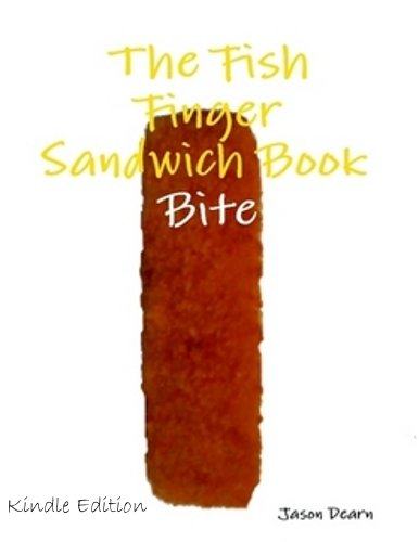 The Fish Finger Sandwich Book Bite (English Edition) Finger-sandwiches