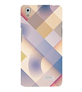 printtech Abstract Pattern Back Case Cover for Oppo R7 Lite