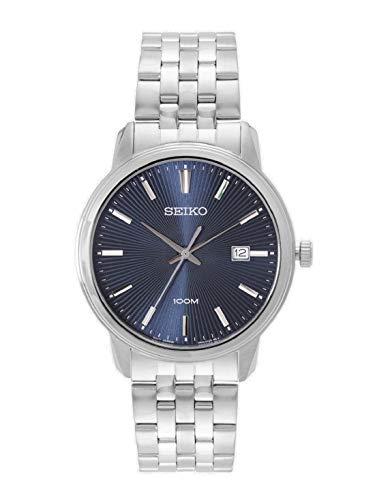 Seiko Neo Classic Blue Dial Men's Watch SUR259P1