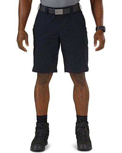 5.11 Herren Stryke Shorts Schwarz Dark Navy (724)