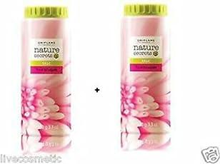 Oriflame Nature secret talc floral Bouquet (pack of 2)-200g